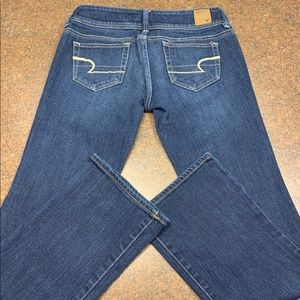 American Eagle Slim Boot size 2 Stretch Jeans